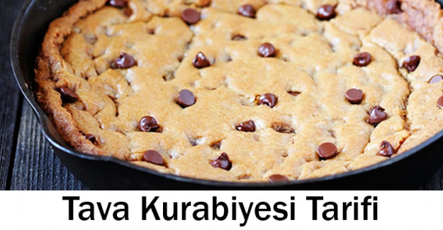 Tava Kurabiyesi Tarifi