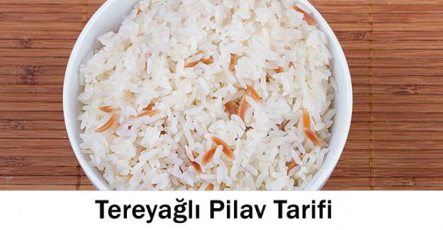Tereyağlı Pilav Tarifi