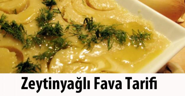 Zeytinyağlı Fava Tarifi