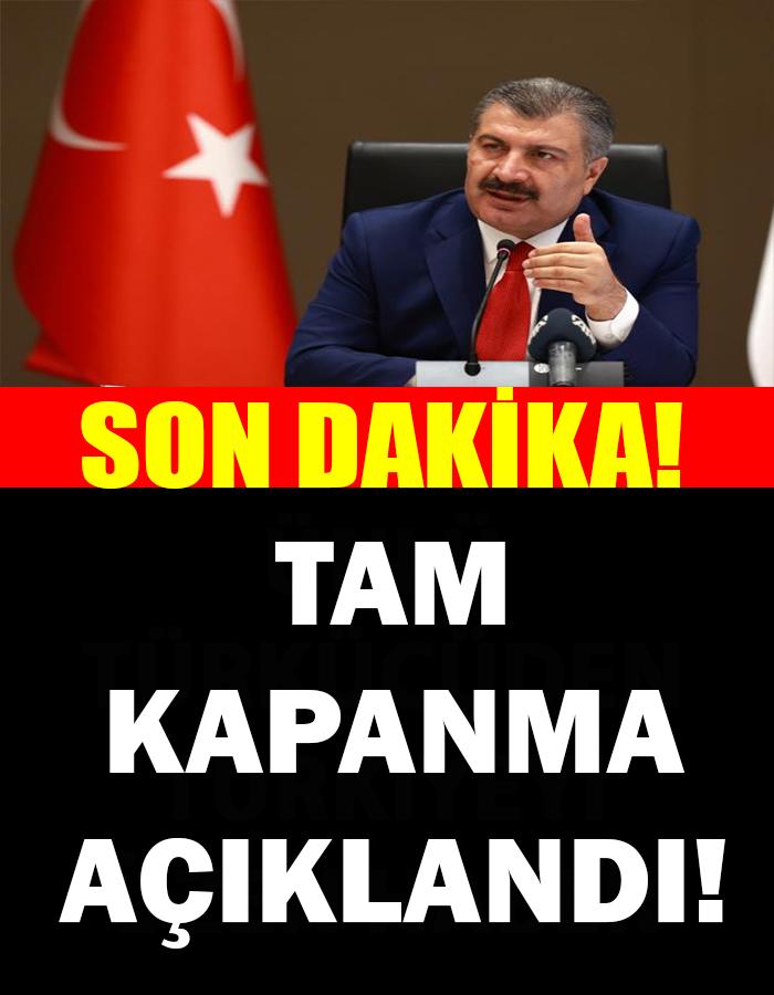 TAM KAPANMA GELDİ - 1