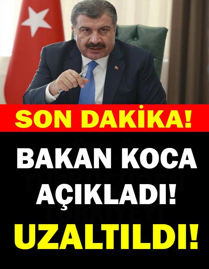 BAKAN KOCA AÇIKLADI - 1
