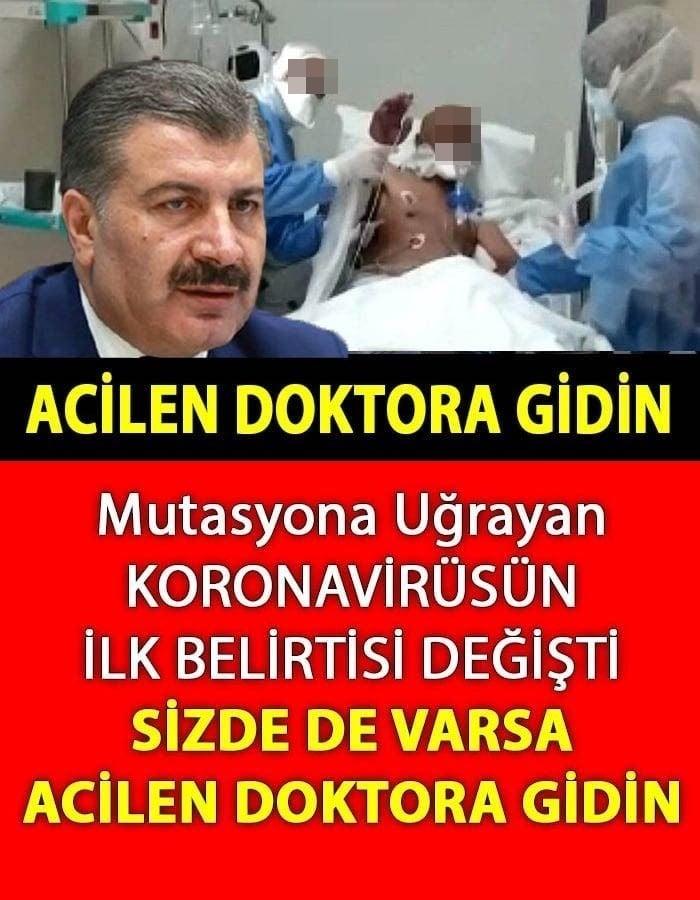 Sizde Varsa Acil Doktora Gidin - 1