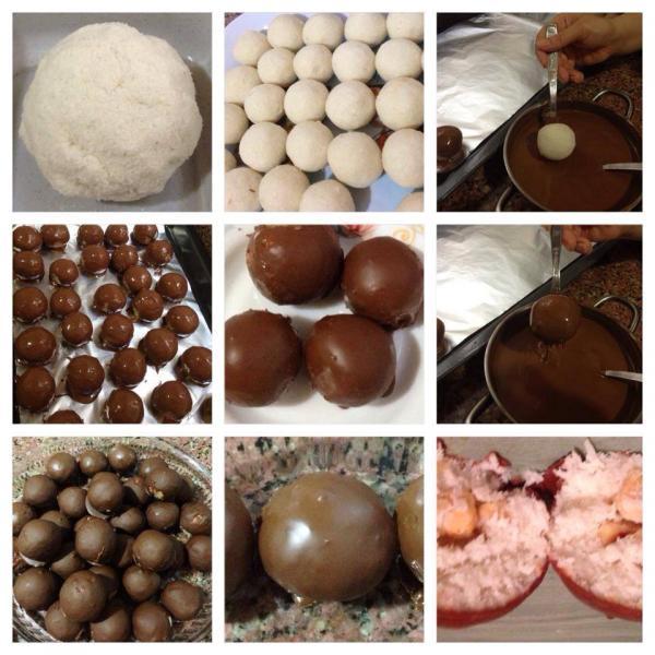 Çikolatalı Beyaz Rüya - 1