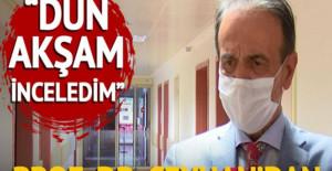 Mehmet Ceyhan'dan Tedirgin Eden Açıklama
