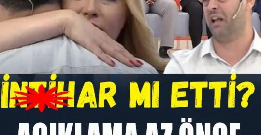 Canlı yayında sinir krizi geçiren Osman Büyükşen'den haber geldi