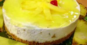 Ananaslı İrmik Tatlısı Tarifi
