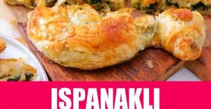 Ispanaklı Sarıyer Böreği Tarifi