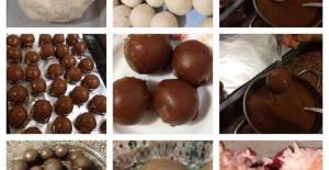 Çikolatalı Beyaz Rüya