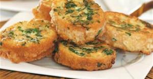 Dereotlu Ekmek Kızartması Tarifi