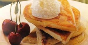 Dondurmalı Pancake Tarifi