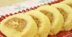 Elmalı Kekle Rulo Pasta Tarifi