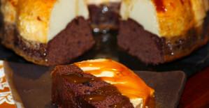 Kremalı Karamelli Kek Tarifi