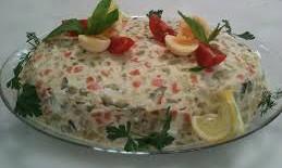 Amerikan - Rus Salatası