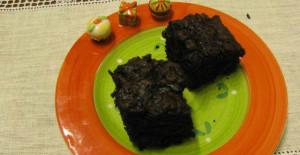 Kabaklı Çikolatalı Kek Tarifi