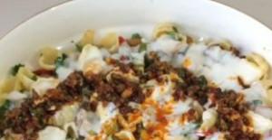 Kızartmalı Makarna Salatası Tarifi