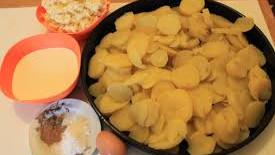 Kolay Patates Graten Tarifi