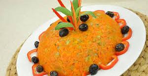 Kubbe Salatası