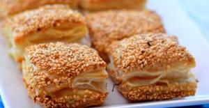 Milföyden Çıtır Simit Börek