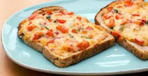 Peynirli Sucuklu Ekmek Dilimleri Tarifi