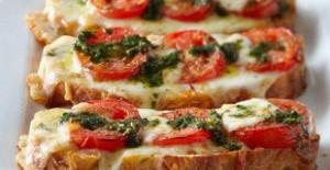 Pizza Ekmek Tarifi
