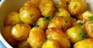 Tavada Bebe Patates