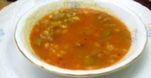 Taze Fasulye Çorbası Tarifi