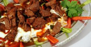 Alinazik Kebabı