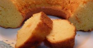 Yoğun Portakallı Kek Tarifi