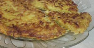 Yumurtalı Tava Patates Tarifi