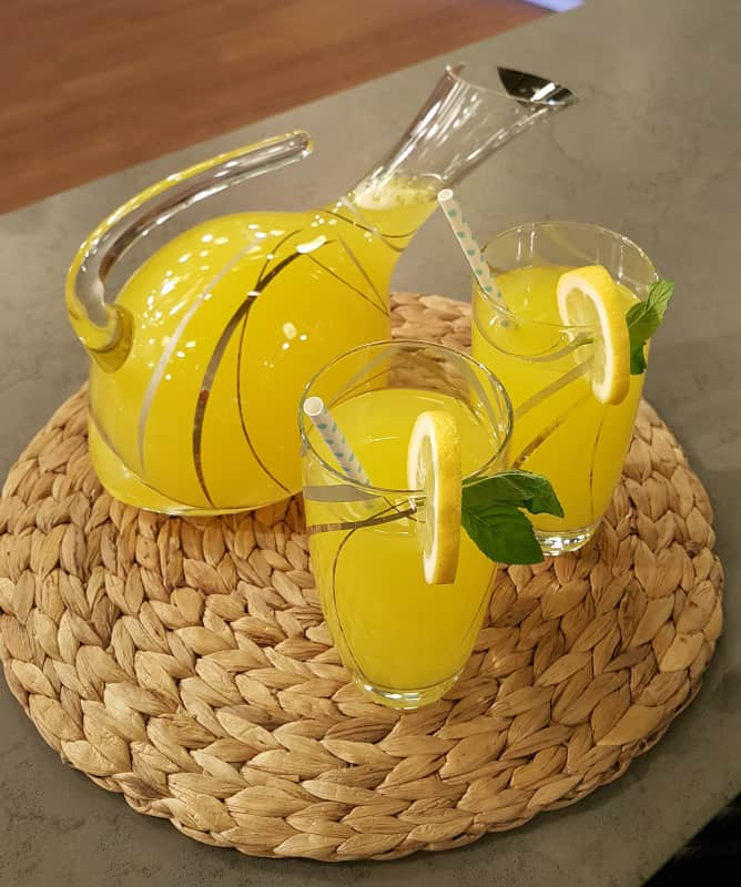 Kolay Limonata Tarifi - 1