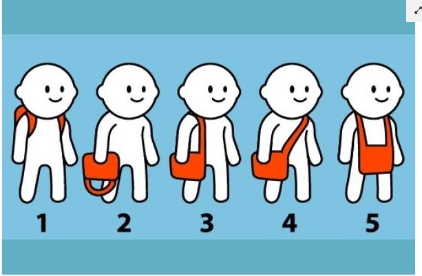 Çantanızı takma şekliniz karakteriniz konusunda ipuçları veriyor -  YemekEv.com