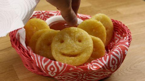 Patatesli Gülen Yüz Tarifi - 1