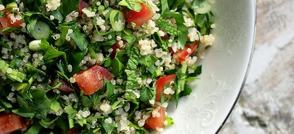 Tabbule Salatası - 1