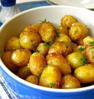 Tavada Bebe Patates - 1