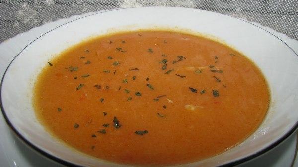 Yaş Tarhana Çorbası Tarifi - 1