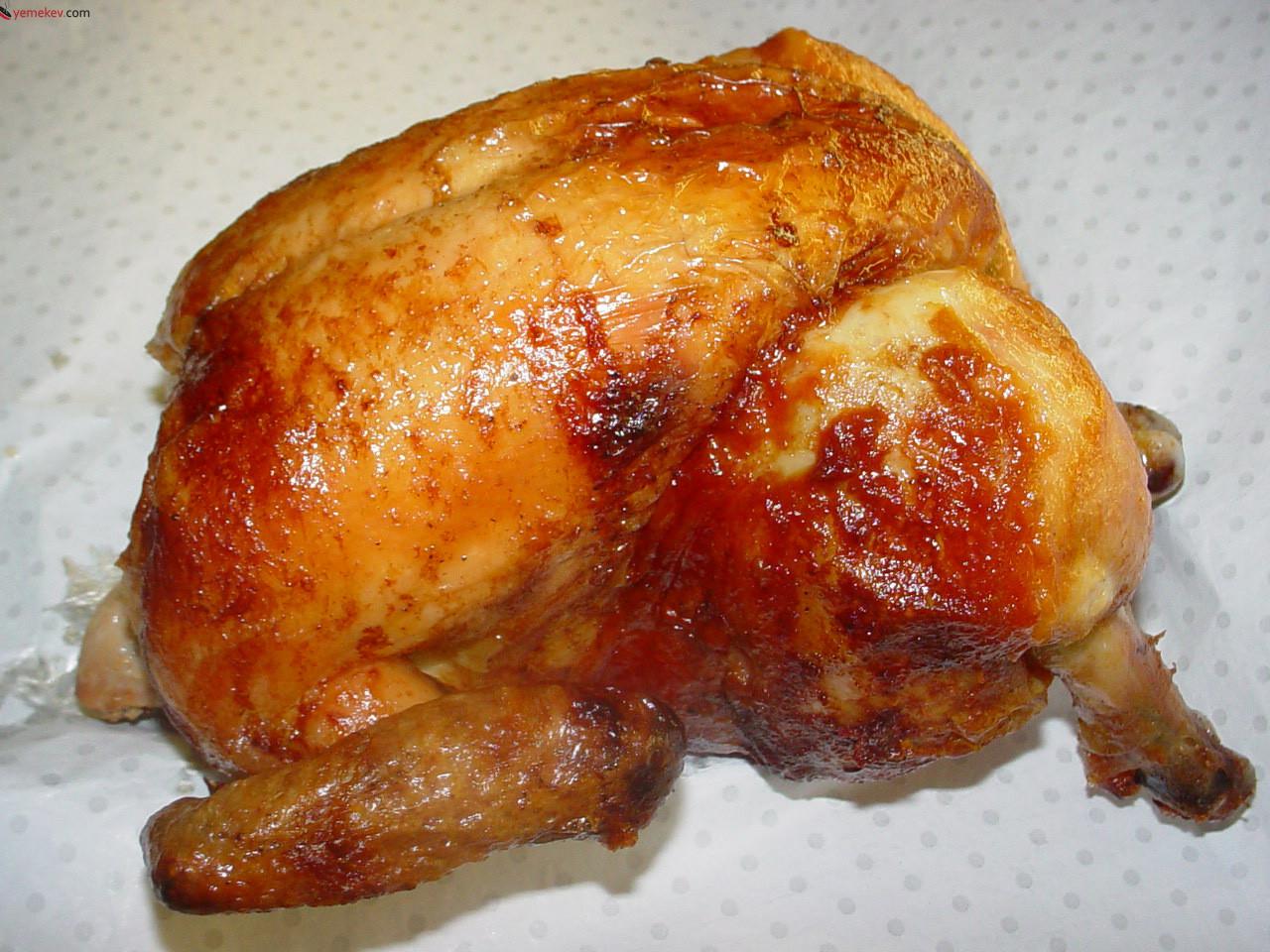 Firinda Butun Tavuk Tarifi – Posette Butun Tavuk