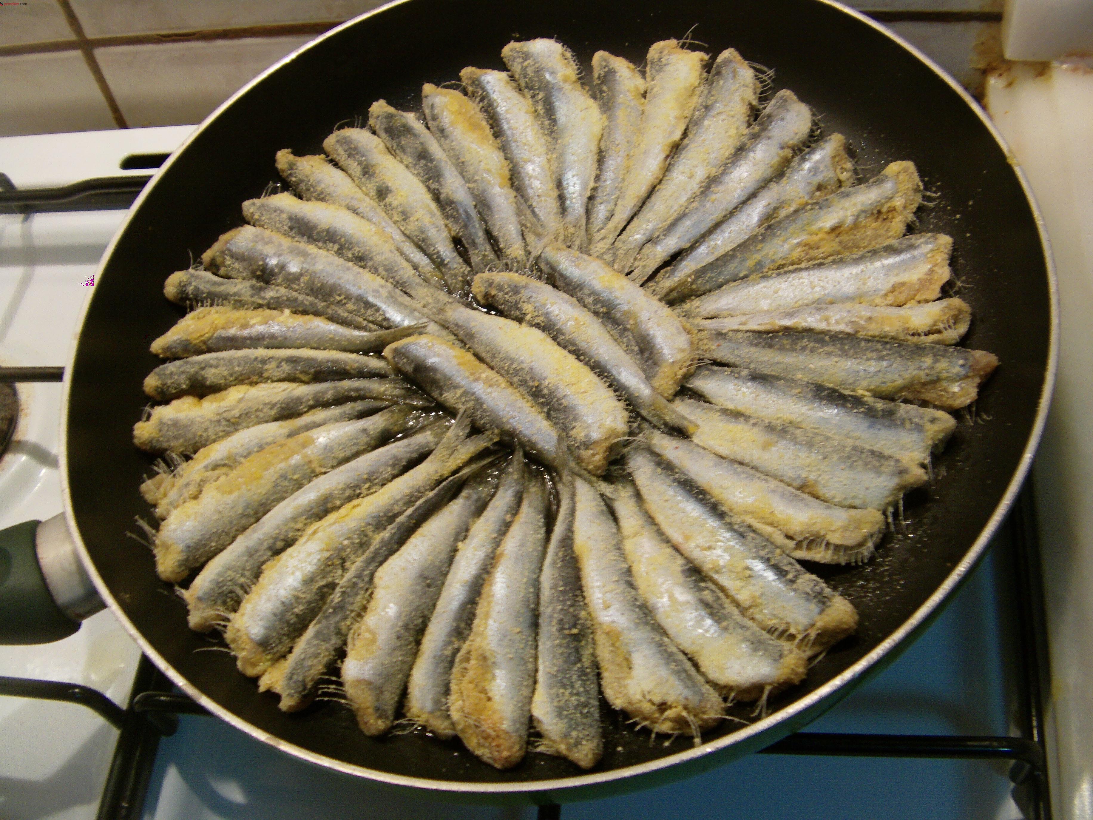 Sardalya Tava Tarifi – Balık Tarifleri
