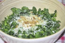 Ispanak Salatası Tarifi - 1