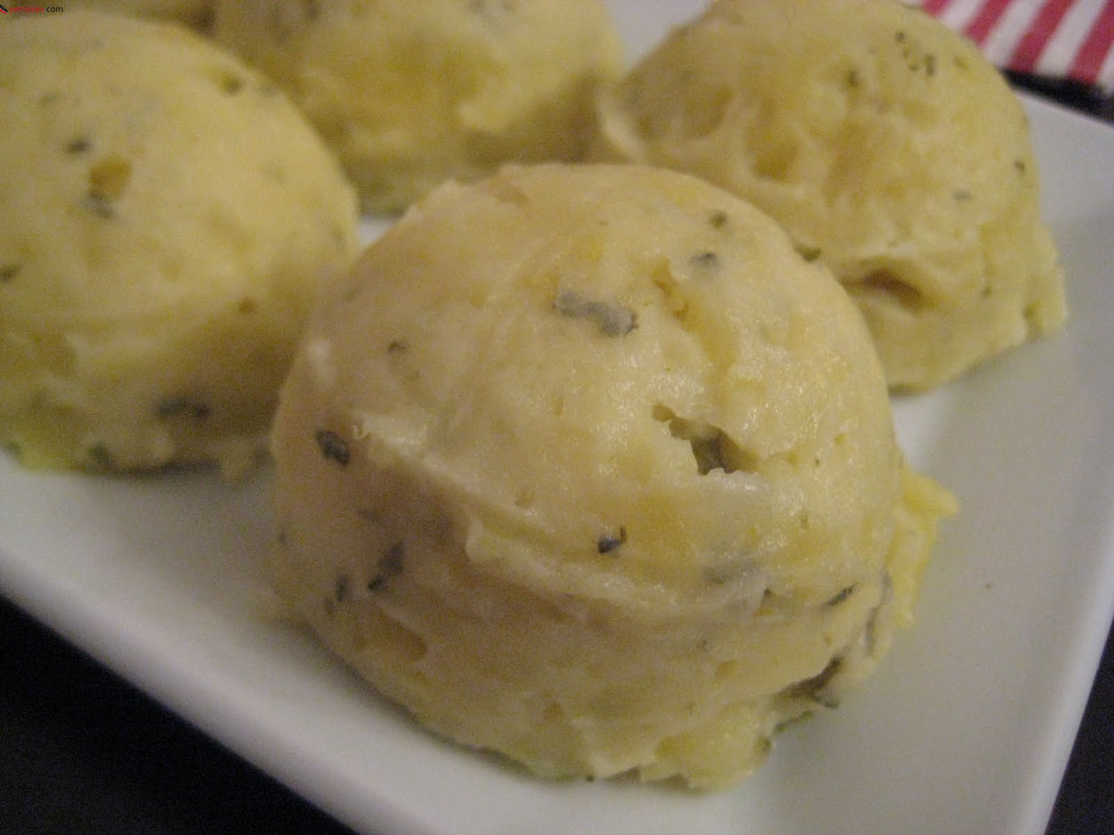 Zeytinyağlı Soğuk Patates Püresi