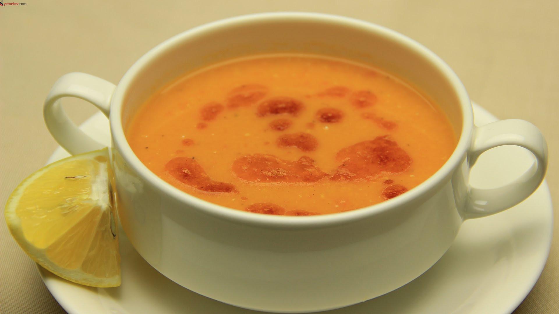 Mercimek Çorbası Tarifi 3 – Çorba Tarifleri