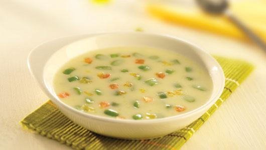 Yoğurtlu Fasulye Çorbası Tarifi - 1