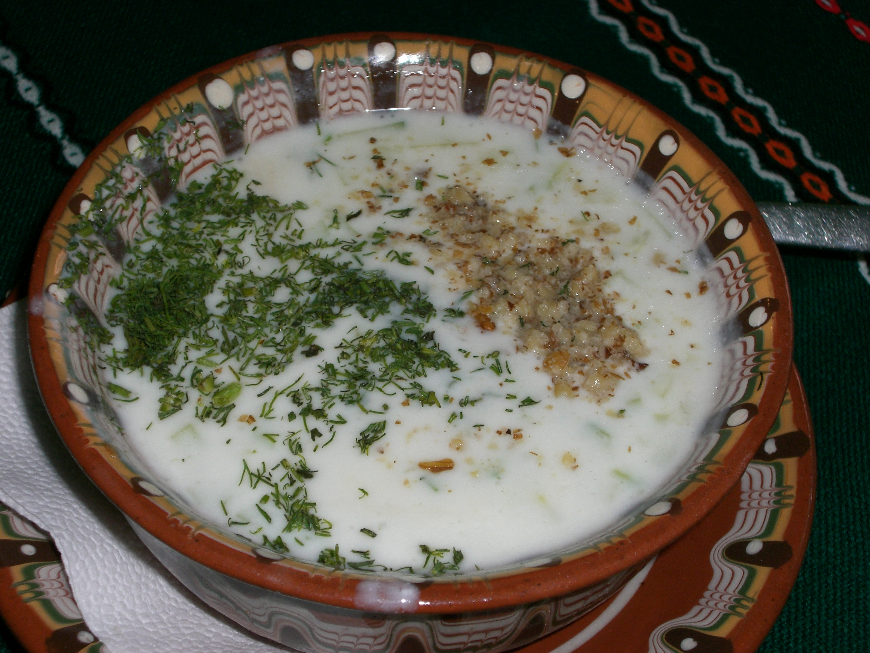 Tarator Sos (Bayat Ekmekten)
